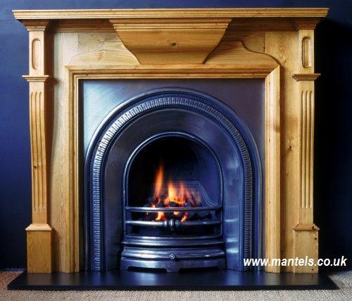 Mantels Fireplace Wooden Firesurround Mantels